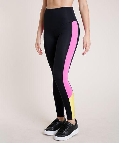 Calca-Legging-Feminina-Triya-Esportiva-Color-Block-Preta-9706874-Preto_1