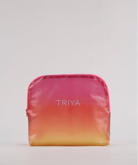 Necessaire-Feminina-Triya-Degrade-com-Transparencia-Rosa-9797238-Rosa_1