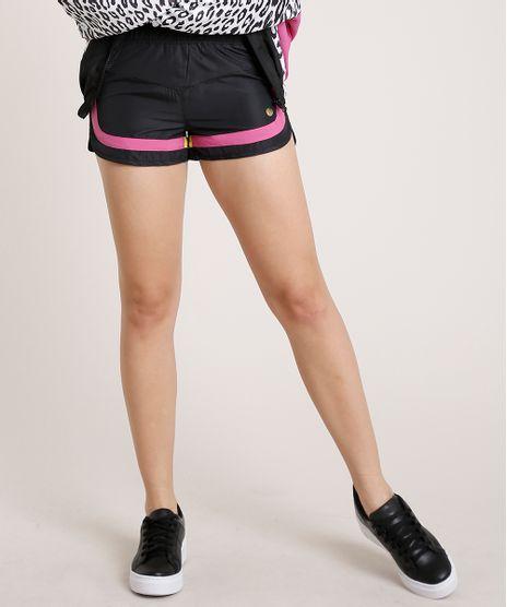 Short-Feminino-Triya-Esportivo-Running-Color-Block-Preto-9706505-Preto_1
