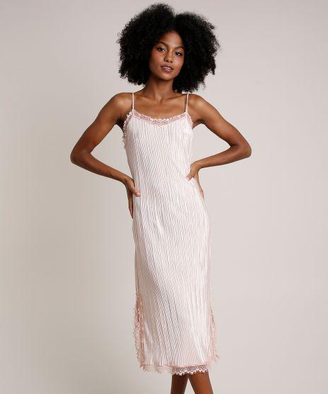 Vestido-Slip-Dress-Feminino-Mindset-Midi-Acetinado-Plissado-com-Renda-Alcas-Finas-Rose-9846877-Rose_1
