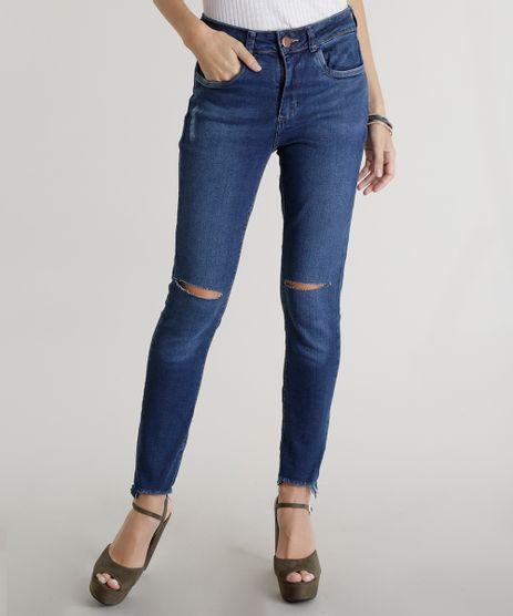 Calca-Jeans-Cigarrete-Azul-Medio-8581502-Azul_Medio_1
