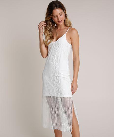 Vestido-Feminino-Midi-em-Tela-com-Fenda-Alcas-Finas-Off-White-9795587-Off_White_1