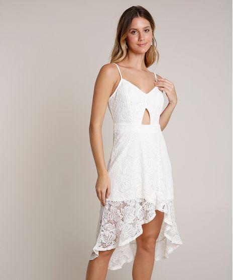 Vestido-Feminino-em-Renda-Midi-Mullet-com-Babado-Alcas-Finas-Off-White-9622999-Off_White_1