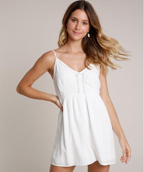 Macaquinho-Feminino-com-Textura-e-Croche-Alcas-Finas-Off-White-9627718-Off_White_1