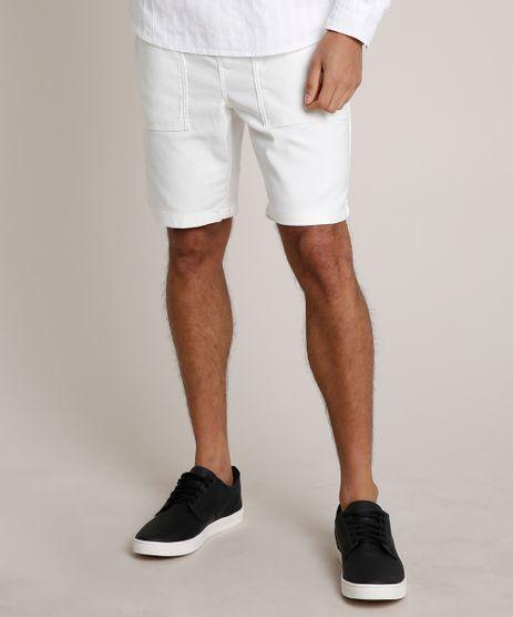 Bermuda-Masculina-Reta-com-Cordao-e-Bolsos-Off-White-9755591-Off_White_1