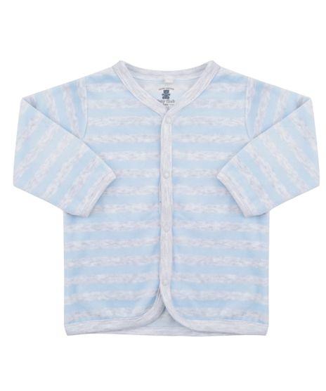 Cardigan-Listrado-em-Plush-de-Algodao---Sustentavel-Azul-Claro-8479697-Azul_Claro_1