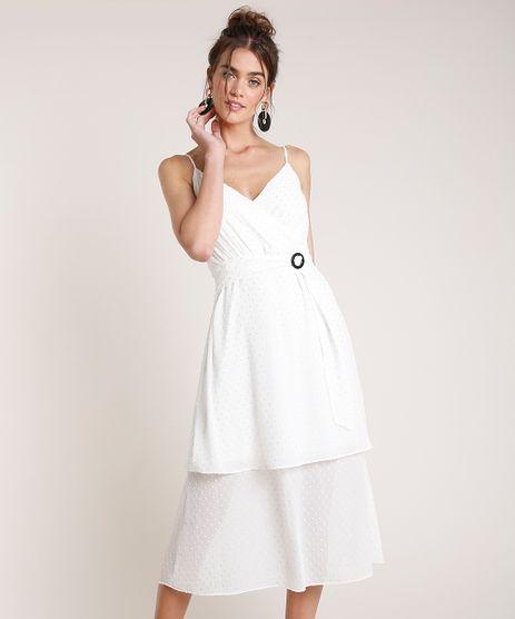 Vestido-Feminino-Agua-de-Coco-Midi-em-Camadas-com-Cinto-Alcas-Finas-Off-White-9677886-Off_White_1