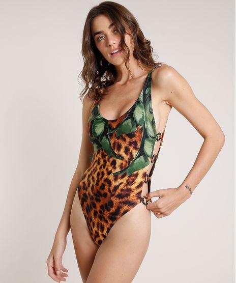 Maio-Body-Agua-de-Coco-Estampado-Bananeira-Animal-Print-Onca-com-Argolas-Sem-Bojo-Protecao-UV-50-Caramelo-9756872-Caramelo_1