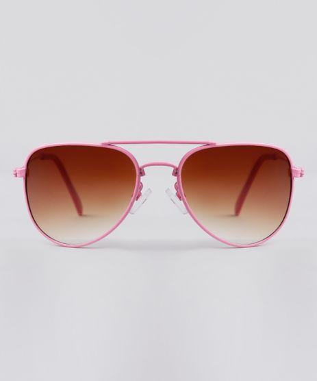 Oculos-de-Sol-Aviador-Infantil-A-Oneself-Rosa-9845906-Rosa_1