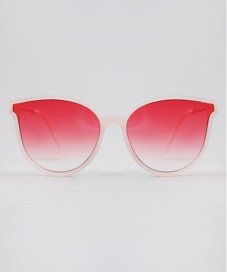 Oculos-de-Sol-Redondo-Infantil-Oneself-Rosa-Claro-9845909-Rosa_Claro_1