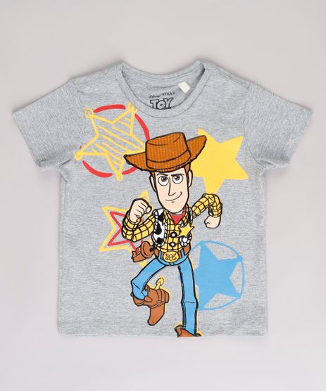 Camiseta-Infantil-Woody-Toy-Story-Manga-Curta--Cinza-Mescla-9730457-Cinza_Mescla_1