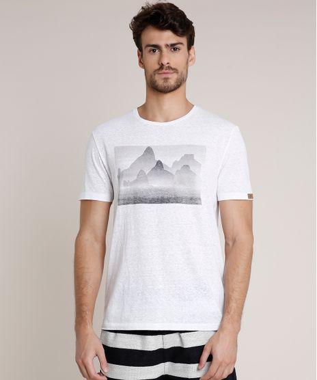 Camiseta-Masculina-Blueman-Montanhas-Manga-Curta-Gola-Careca-Off-White-9702023-Off_White_1