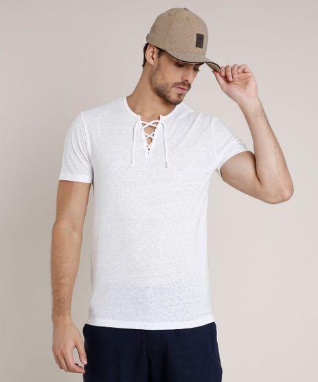 Camiseta-Masculino-Agua-de-Coco-Manga-Curta-Gola-Careca-Off-White-9702015-Off_White_1