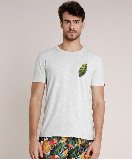 Camiseta-Masculino-Agua-de-Coco-Frutas-Manga-Curta-Gola-Careca-Cinza-Mescla-Claro-9702011-Cinza_Mescla_Claro_1