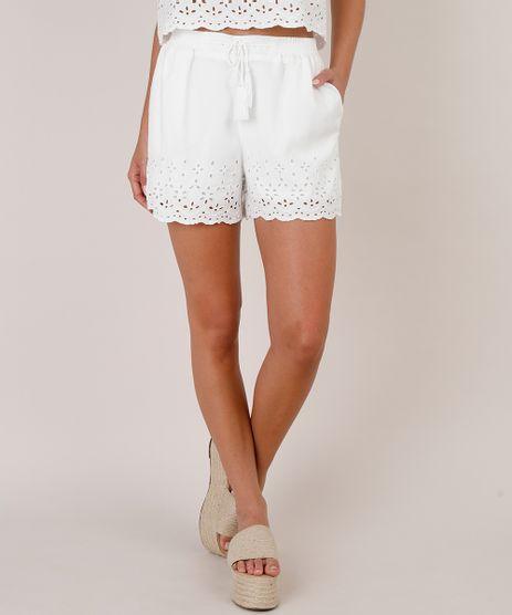 Short-Feminino-em-Laise-com-Cordao-e-Bolsos-Off-White-9630038-Off_White_1