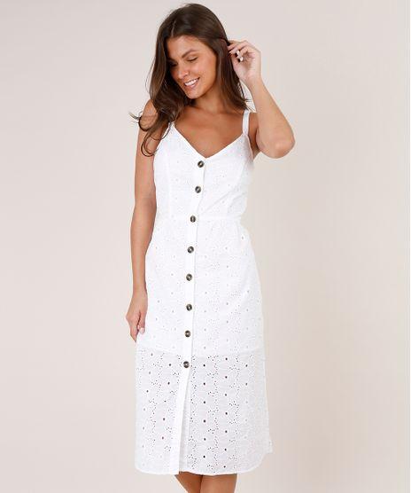 Vestido-Feminino-Midi-em-Laise-com-Botao-Alca-Fina-Off-White-9630037-Off_White_1