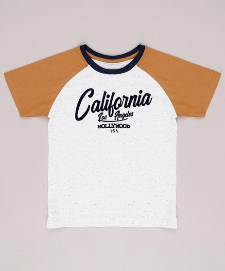 Camiseta-Infantil-Raglan--California--Manga-Curta-Off-White-9734674-Off_White_1