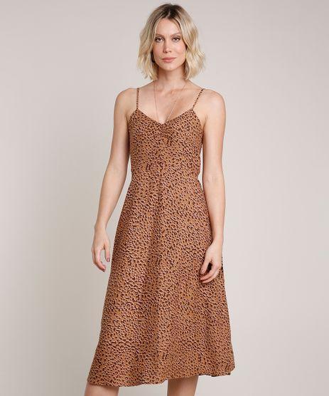 Vestido-Feminino-Midi-Estampado-Animal-Print-Onca-Alca-Fina-Decote-V-Caramelo-9653557-Caramelo_1