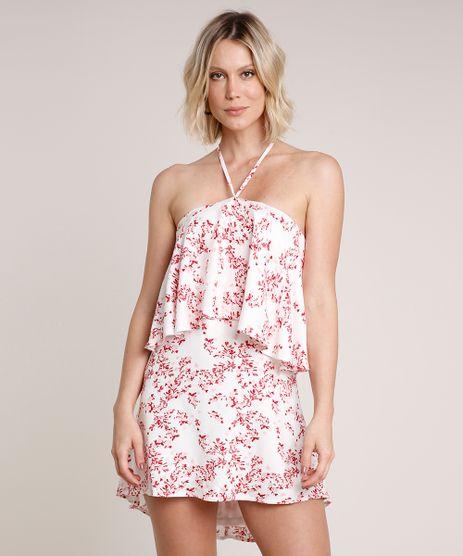 Vestido-Feminino-Curto-Frente-Unica-Estampado-Floral-com-Babado-Off-White-9645439-Off_White_1