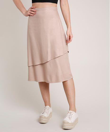Saia-Feminina-Midi-em-Camadas-Rose-9706395-Rose_1