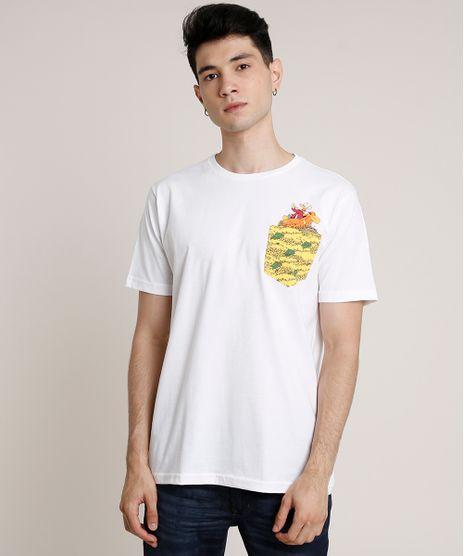 Camiseta-Masculina-Tio-Patinhas-com-Bolso-Manga-Curta-Gola-Careca-Off-White-9754409-Off_White_1