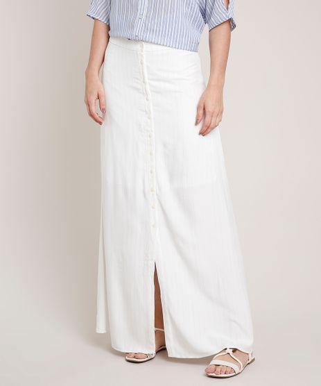 Saia-Feminina-Longa-com-Lurex-e-Botoes-Off-White-9654727-Off_White_1