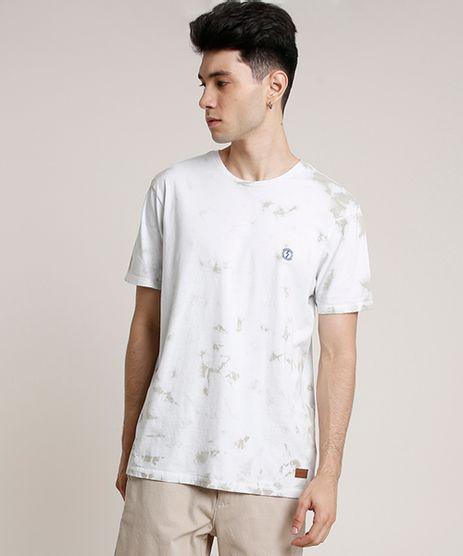 Camiseta-Masculina-Estampada-Tie-Dye-Manga-Curta-Gola-Careca-Kaki-9743664-Kaki_1