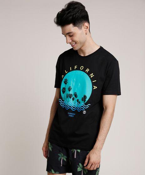 Camiseta-Masculina-California-Manga-Curta-Gola-Careca-Preta-9717904-Preto_1