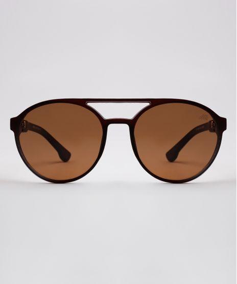 Oculos-de-Sol-Redondo-Masculino-Ace-Marrom-9833411-Marrom_1
