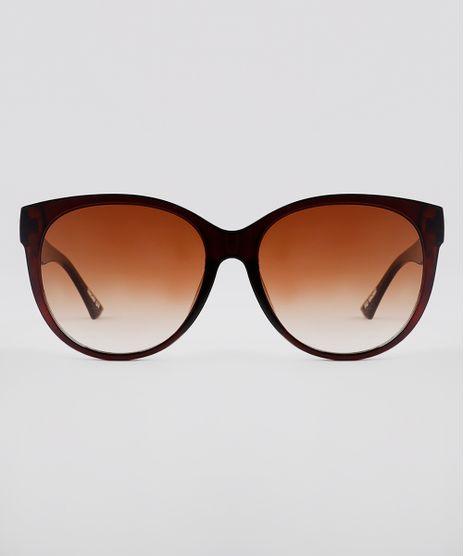 Oculos-de-Sol-Gatinho-Feminino-Yessica-Marrom-9843987-Marrom_1