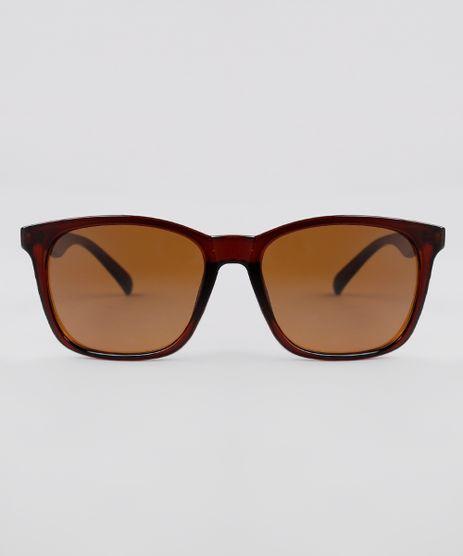 Oculos-de-Sol-Quadrado-Unissex-Ace-Marrom-9836140-Marrom_1