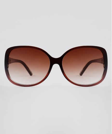 Oculos-de-Sol-Redondo-Feminino-Yessica-Marrom-9843978-Marrom_1