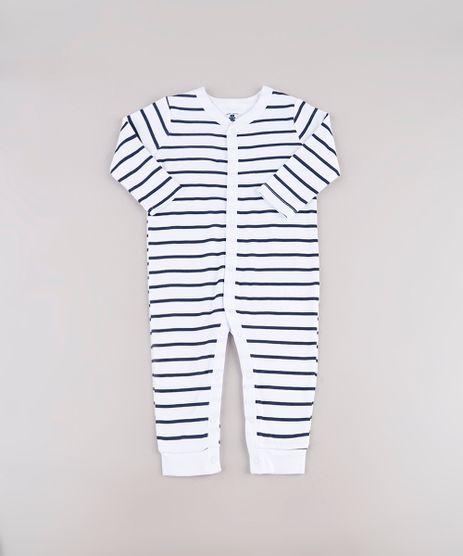 Macacao-Infantil-Listrado-Manga-Longa-Branco-9681834-Branco_1