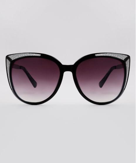 Oculos-de-Sol-Redondo-Feminino-Yessica-Preto-9845957-Preto_1
