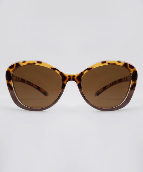 Oculos-de-Sol-Redondo-Feminino-Yessica-Tartaruga-9678957-Tartaruga_1