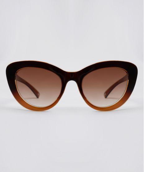 Oculos-de-Sol-Gatinho-Feminino-Yessica-Marrom-9679040-Marrom_1
