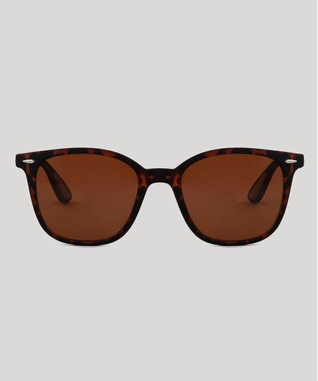 Oculos-de-Sol-Quadrado-Unissex-Ace-Tartaruga-9836125-Tartaruga_1