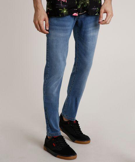 Calca-Jeans-Masculina-Slim--Azul-Medio-9770216-Azul_Medio_1