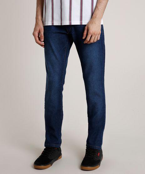 Calca-Jeans-Masculina-Slim--Azul-Escuro-8709480-Azul_Escuro_1