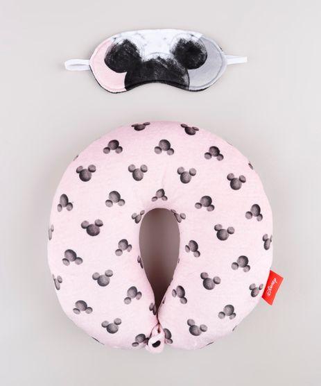 Kit-de-Apoio-de-Pescoco-Mickey-Estampado---Tapa-Olho-Rosa-9751210-Rosa_1