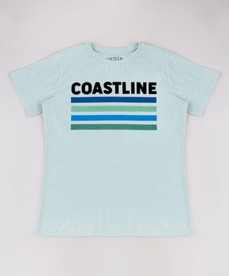 Camiseta-Infantil--Coastline--Manga-Curta-Verde-Claro-9758308-Verde_Claro_1