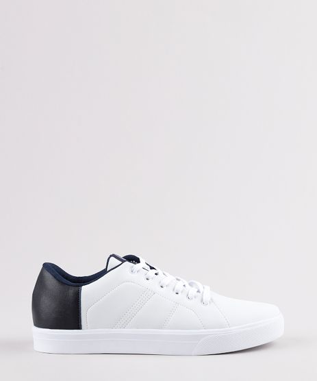 Tenis-Masculino-Ollie-com-Recorte-Branco-9775675-Branco_1