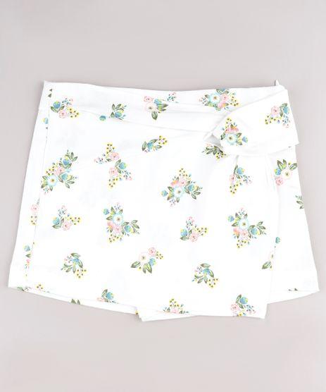 Short-Saia-Infantil-Estampado-Floral-com-Transpasse-Off-White-9675855-Off_White_1