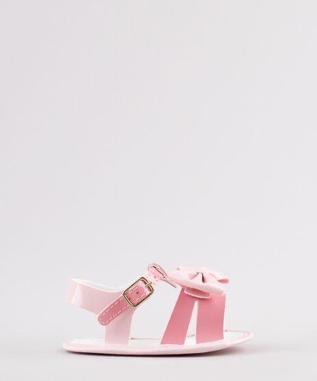 Sandalia-Infantil-Pimpolho-em-Verniz-com-Laco-Rosa-Claro-9798575-Rosa_Claro_1