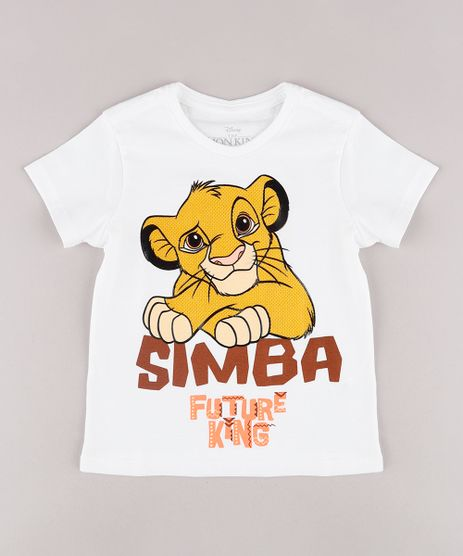 Camiseta-Infantil-Simba-O-Rei-Leao-Manga-Curta-Off-White-9730458-Off_White_1