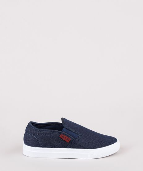 Tenis-Jeans-Infantil-Ollie-Slip-On-Azul-Escuro-9827151-Azul_Escuro_1