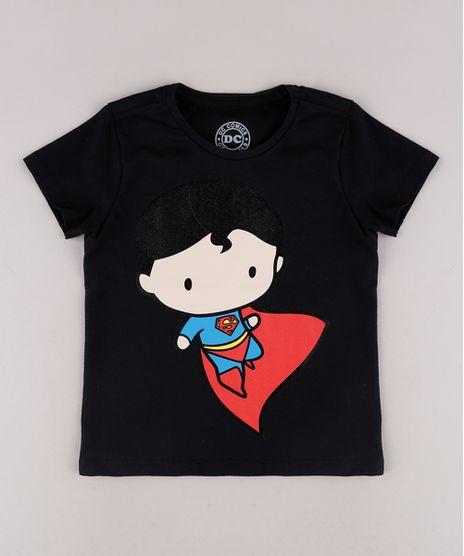 Camiseta-Infantil-Super-Homem-Manga-Curta-Preta-9730450-Preto_1