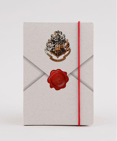 Caderno-Harry-Potter-Envelope-Carta-de-Hogwarts-Sem-Pauta-205-x-14-Bege-Claro-9772769-Bege_Claro_1