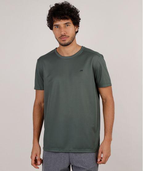 Camiseta-Masculina-Esportiva-Ace-com-Respiro-Manga-Curta-Gola-Careca-Verde-Militar-9722176-Verde_Militar_1