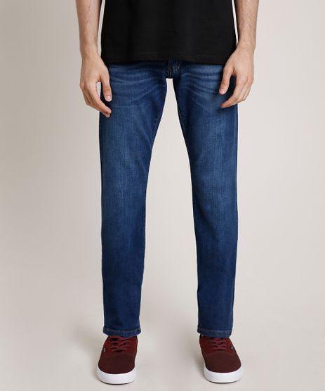 Calca-Jeans-Masculina-Reta-Azul-Escuro-9776596-Azul_Escuro_1